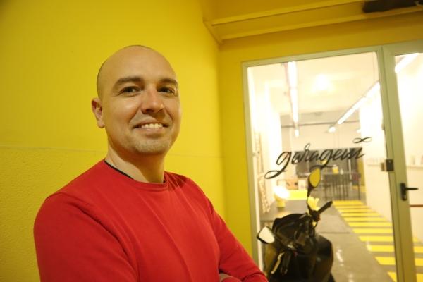 Alex Luna na Garagem Infinita